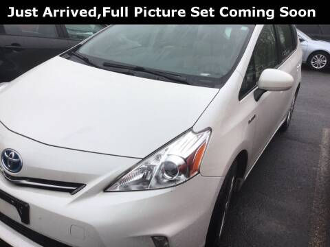 2012 Toyota Prius v for sale at Royal Moore Custom Finance in Hillsboro OR