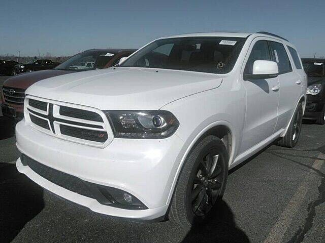 2017 Dodge Durango for sale at Tim Short Chrysler in Morehead KY