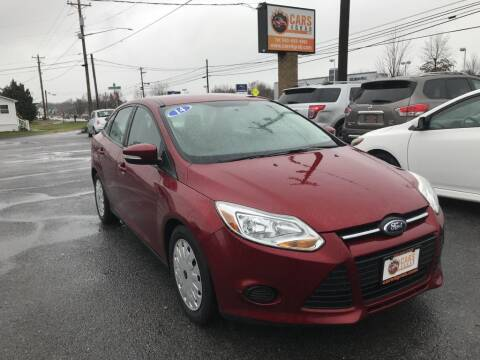 2014 Ford Focus for sale at Cars 4 Grab in Winchester VA