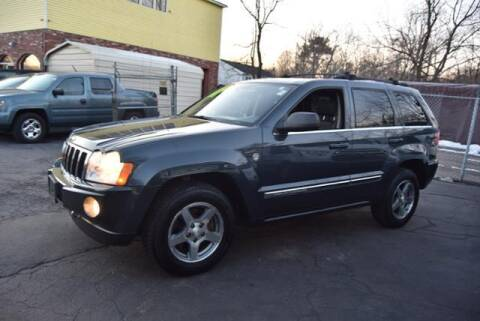 2006 Jeep Grand Cherokee for sale at Absolute Auto Sales, Inc in Brockton MA