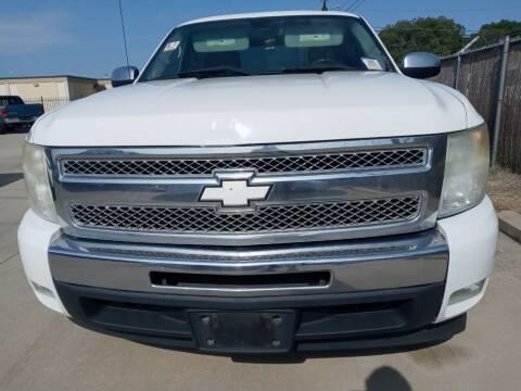2009 Chevrolet Silverado 1500 for sale at Auto Haus Imports in Grand Prairie TX