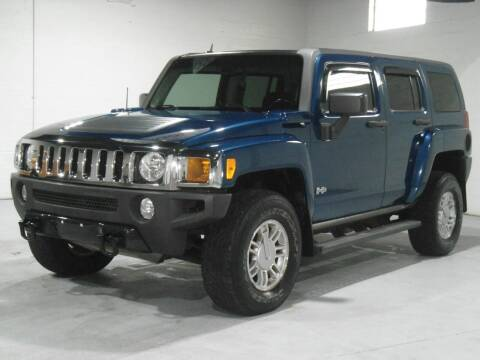 2006 HUMMER H3 for sale at Ohio Motor Cars in Parma OH