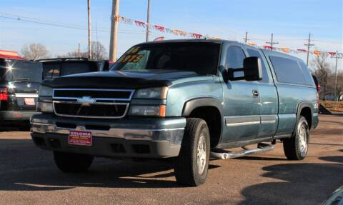 2006 Chevrolet Silverado 1500 for sale at SOLOMA AUTO SALES in Grand Island NE