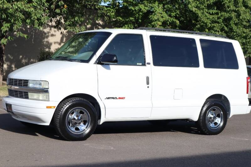 2002 Chevrolet Astro for sale at Beaverton Auto Wholesale LLC in Hillsboro OR