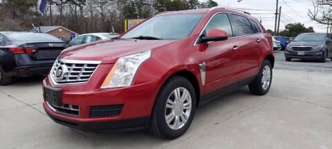 2013 Cadillac SRX for sale at DADA AUTO INC in Monroe NC