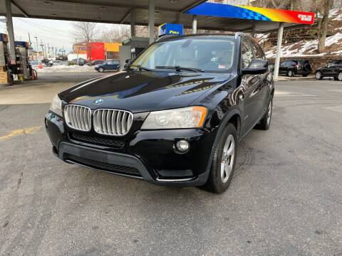 2011 BMW X3 for sale at Exotic Automotive Group in Jersey City NJ