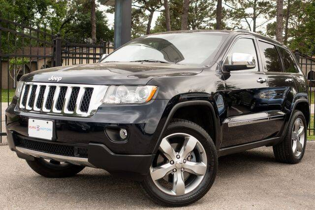 2011 Jeep Grand Cherokee for sale in Springs, TX