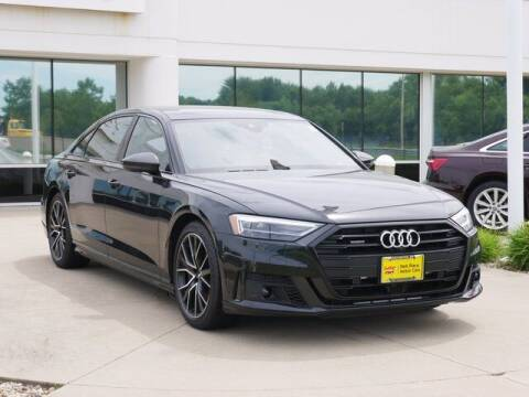 2020 Audi A8 L for sale at Park Place Motor Cars in Rochester MN
