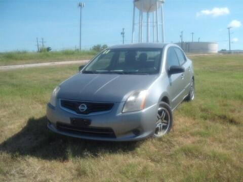2011 Nissan Sentra for sale at Brannan Auto Sales in Gainesville TX