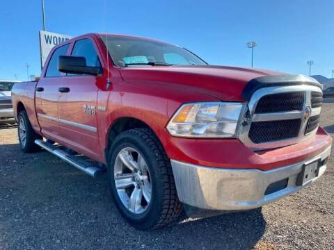 2014 RAM Ram Pickup 1500 for sale at Platinum Car Brokers in Spearfish SD