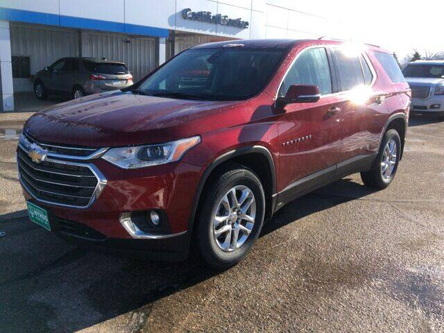 2020 Chevrolet Traverse 4x4 LT Leather 4dr SUV - Staples MN