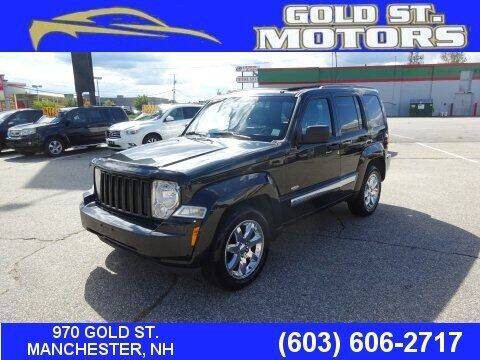 2012 Jeep Liberty for sale at Gold St. Motors in Manchester NH