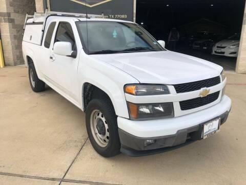 2012 Chevrolet Colorado for sale at KAYALAR MOTORS - ECUFAST HOUSTON in Houston TX