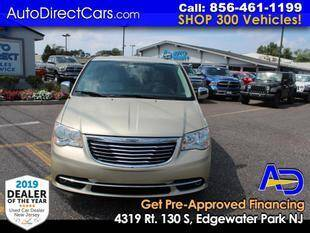 2012 Chrysler Town and Country for sale at Auto Direct Trucks.com in Edgewater Park NJ
