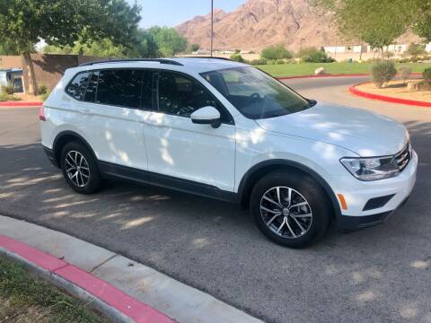 2021 Volkswagen Tiguan for sale at GEM Motorcars in Henderson NV