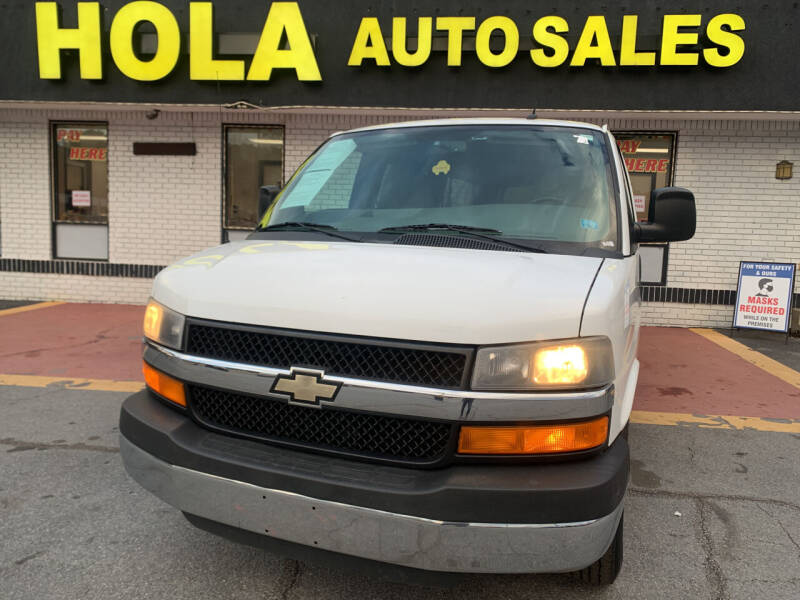 2012 Chevrolet Express Passenger for sale at HOLA AUTO SALES CHAMBLEE- BUY HERE PAY HERE - in Atlanta GA