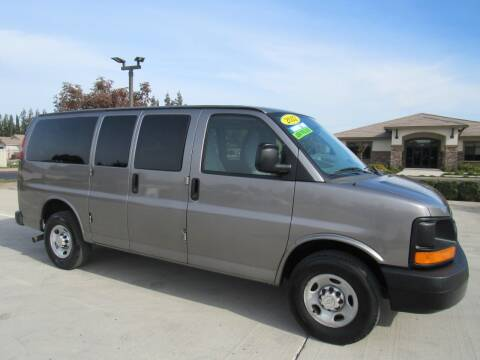 2012 Chevrolet Express Passenger for sale at Repeat Auto Sales Inc. in Manteca CA