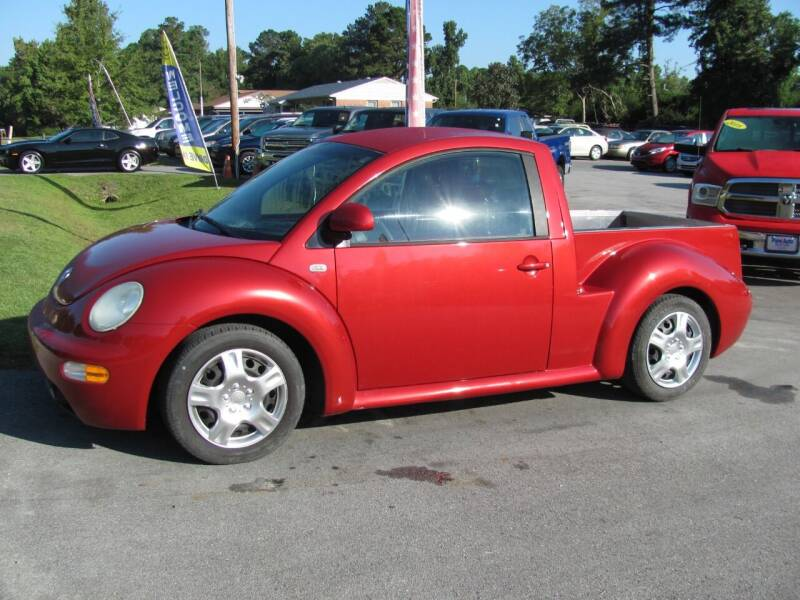 2000 Volkswagen New Beetle for sale at Pure 1 Auto in New Bern NC