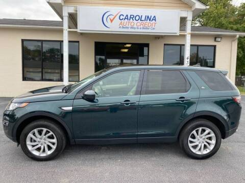 2016 Land Rover Discovery Sport for sale at Carolina Auto Credit in Youngsville NC