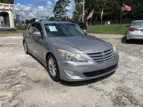 2012 Hyundai Genesis for sale at Certified Motors LLC in Mableton GA