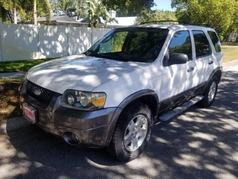 2006 Ford Escape for sale at Low Price Auto Sales LLC in Palm Harbor FL