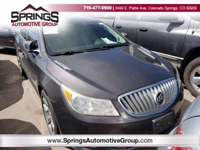 2012 Buick LaCrosse for sale in Englewood, CO