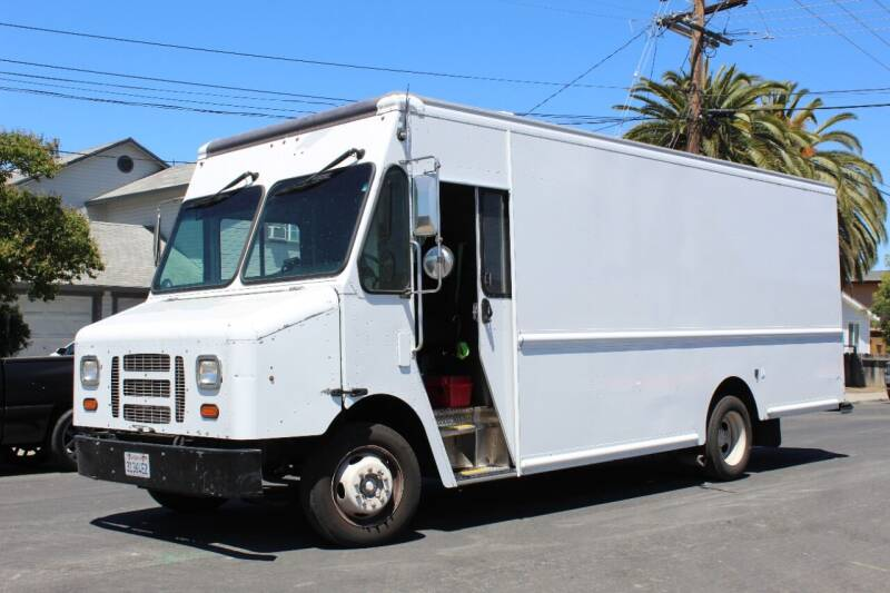2017 Ford Stripped Chassis for sale at CA Lease Returns in Livermore CA