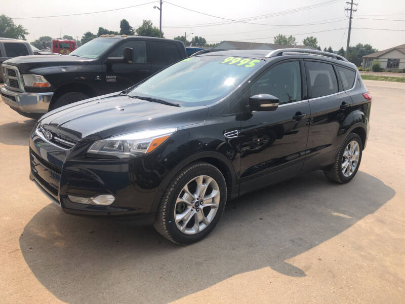 2014 Ford Escape for sale at Don's Sport Cars in Hortonville WI