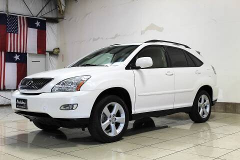 2004 Lexus RX 330 for sale at ROADSTERS AUTO in Houston TX