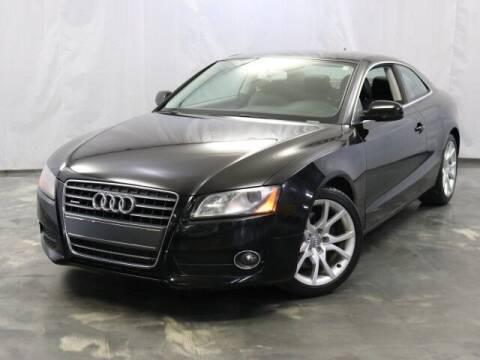 2011 Audi A5 for sale at United Auto Exchange in Addison IL