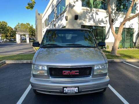 2003 GMC Safari for sale at Hi5 Auto in Fremont CA