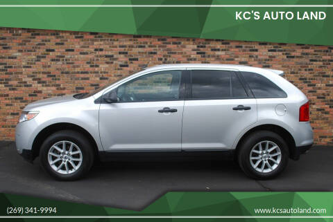 2014 Ford Edge for sale at KC'S Auto Land in Kalamazoo MI