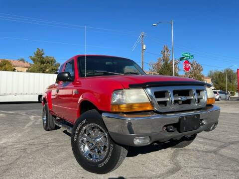 1999 Ford Ranger for sale at Boktor Motors in Las Vegas NV
