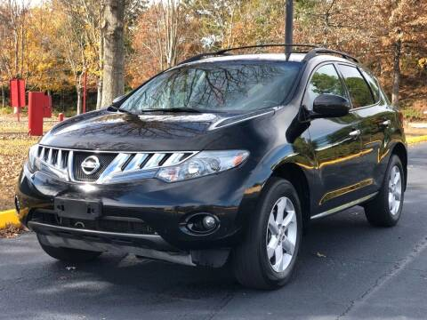 2009 Nissan Murano for sale at Top Notch Luxury Motors in Decatur GA