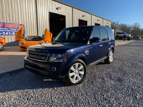 2014 Land Rover LR4 for sale at Anaheim Auto Auction in Irondale AL