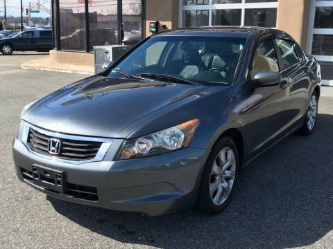 2010 Honda Accord for sale at MAGIC AUTO SALES in Little Ferry NJ