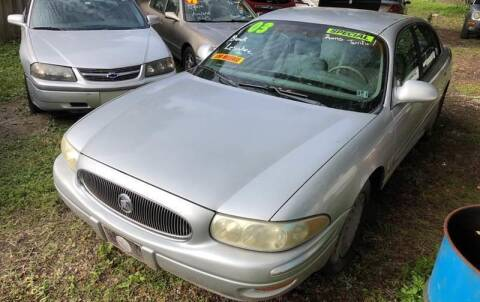 2003 Buick LeSabre for sale at Castagna Auto Sales LLC in Saint Augustine FL