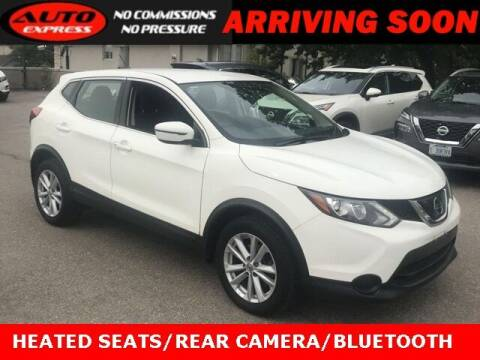2018 Nissan Rogue Sport for sale at Auto Express in Lafayette IN