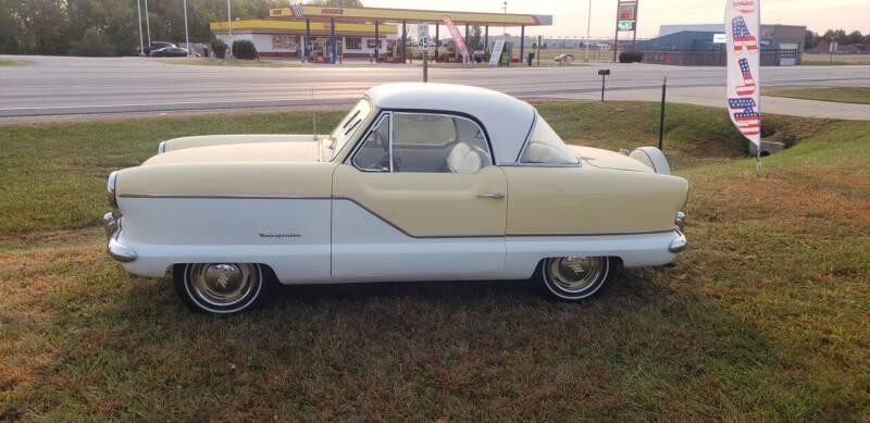1959 Nash Metropolitan for sale at Elite Auto Sales in Herrin IL
