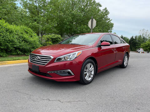 2015 Hyundai Sonata for sale at Dreams Auto Group LLC in Sterling VA