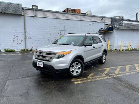 2013 Ford Explorer for sale at Santa Motors Inc in Rochester NY