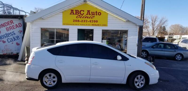 2006 Toyota Prius for sale at ABC AUTO CLINIC - Chubbuck in Chubbuck ID