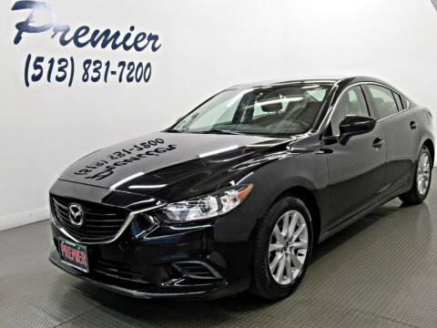 2015 Mazda MAZDA6 for sale at Premier Automotive Group in Milford OH