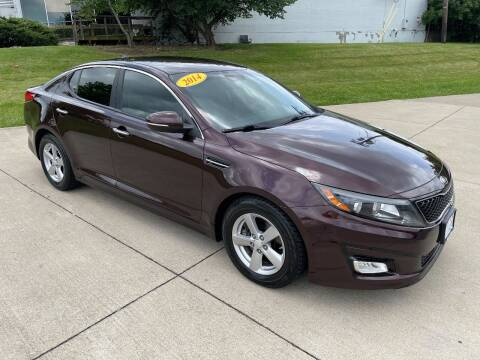 2014 Kia Optima for sale at Best Buy Auto Mart in Lexington KY