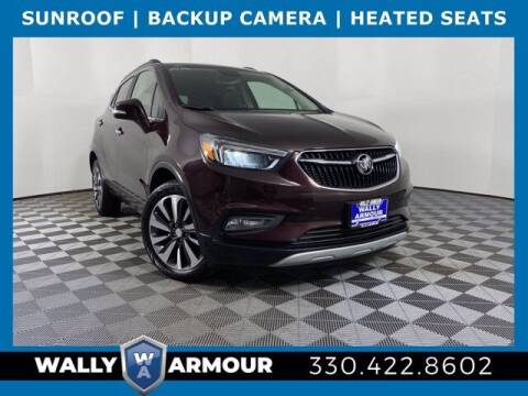 2017 Buick Encore for sale at Wally Armour Chrysler Dodge Jeep Ram in Alliance OH