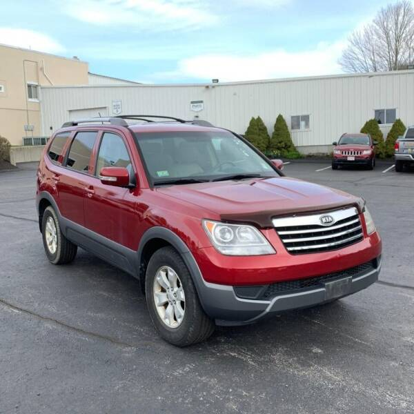 2009 Kia Borrego for sale at MBM Auto Sales and Service in East Sandwich MA