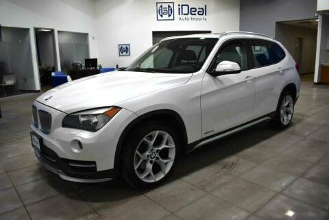 2015 BMW X1 for sale at iDeal Auto Imports in Eden Prairie MN