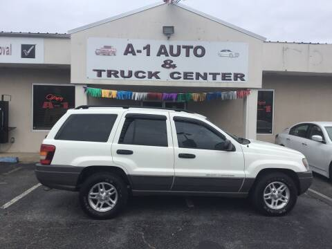 2004 Jeep Grand Cherokee for sale at A-1 AUTO AND TRUCK CENTER in Memphis TN