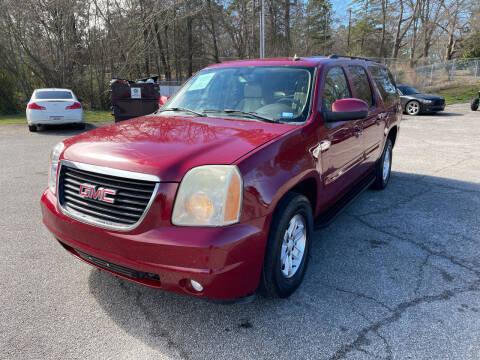 2007 GMC Yukon XL for sale at Certified Motors LLC in Mableton GA