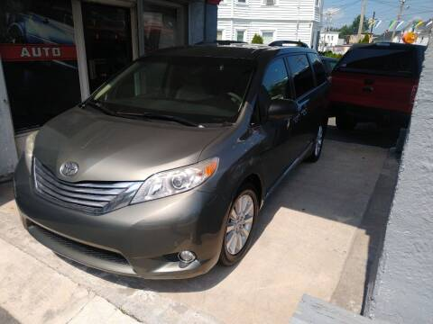 2011 Toyota Sienna for sale at Choice Motor Group in Lawrence MA